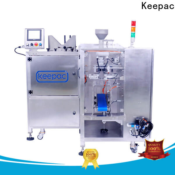 High-quality chips packaging machine multi bag format company for pre-openned zipper pouch