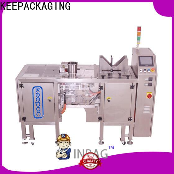 Keepac Best snack food packaging machine company for food