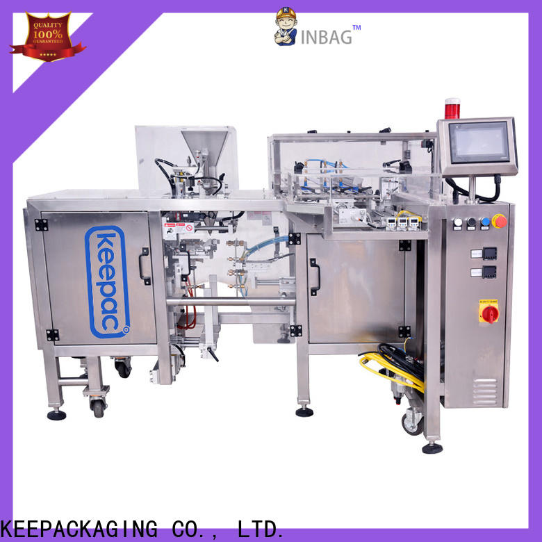 Keepac Top snack food packaging machine company for food