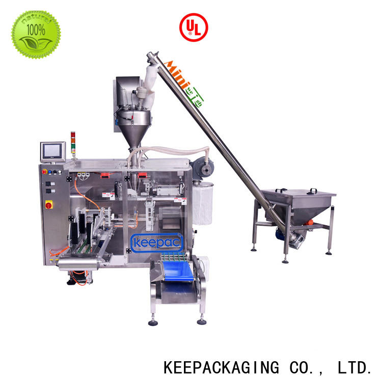 Latest seal packing machine linear company for food