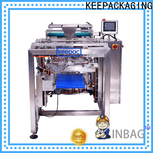 Keepac Latest filling and sealing machine manufacturers factory for food