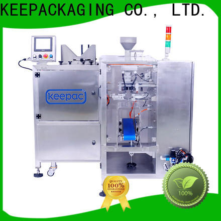Keepac multi bag format doypack machine for business for food
