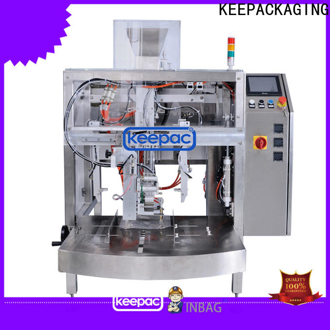 High-quality grain packing machine multi bag format factory for beverage