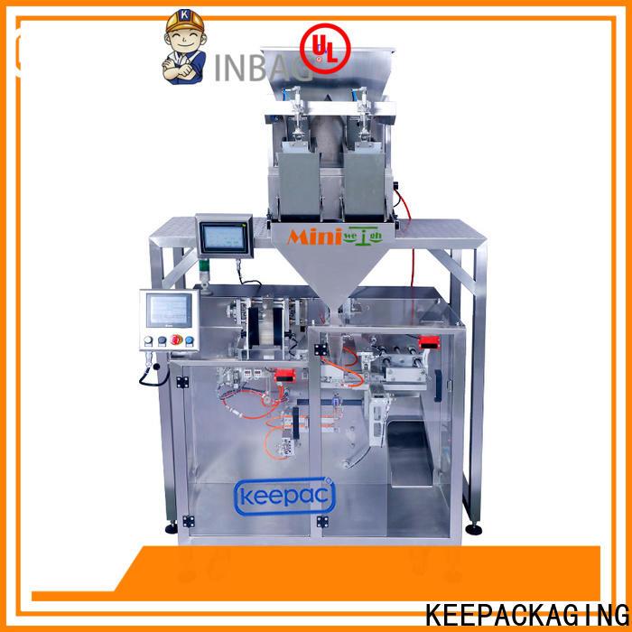 Custom milk powder packing machine duplex company for food