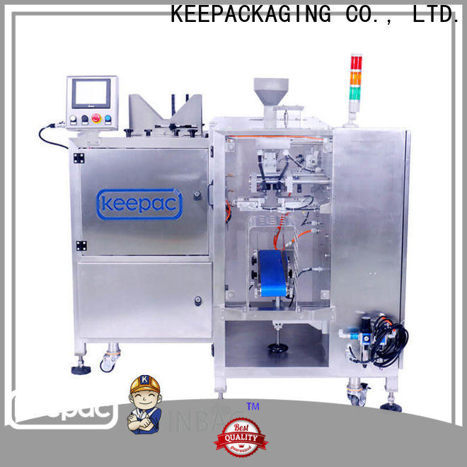 Best small food packaging machine mini Suppliers for pre-openned zipper pouch
