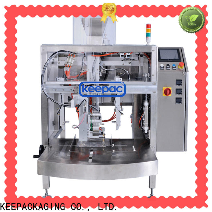 Keepac multi bag format chips packaging machine company for beverage