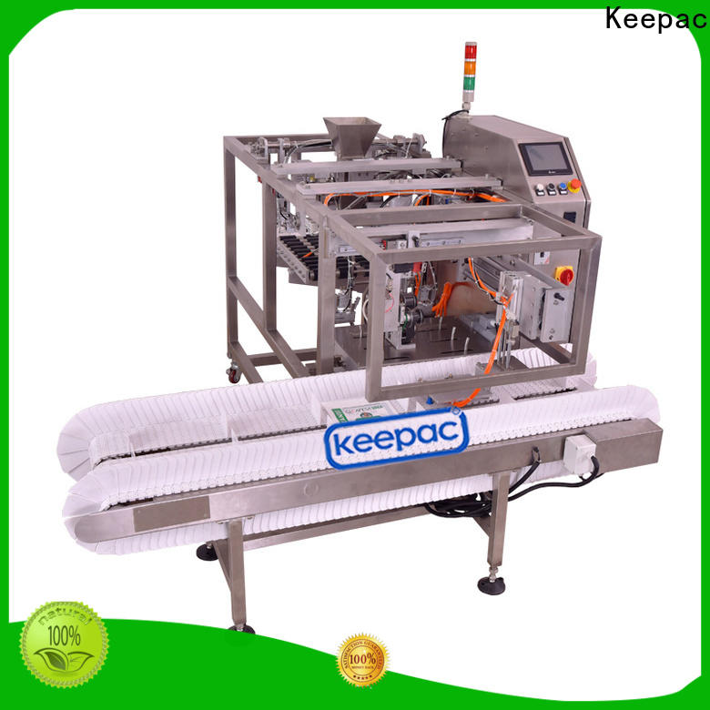 Keepac Custom doypack machine Supply for food