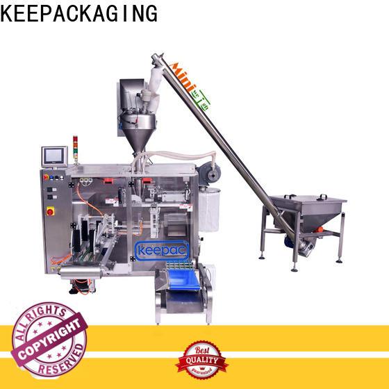 Keepac duplex powder packing machine company for food