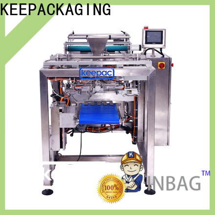 Keepac New bag filling and sealing machine Suppliers for zipper bag