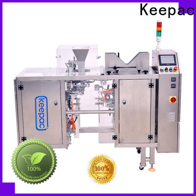 Keepac quick release small food packaging machine Suppliers for food