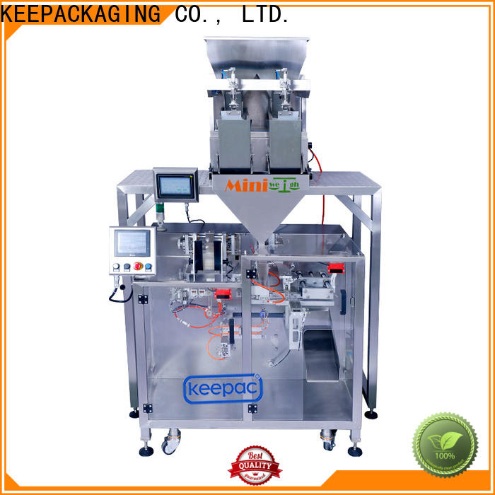 Keepac Latest horizontal form fill seal machine Supply for food
