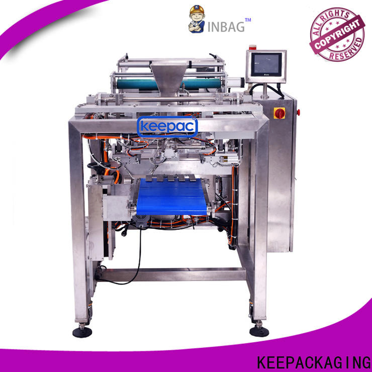 Keepac Wholesale seal bag machine Suppliers for standup pouch
