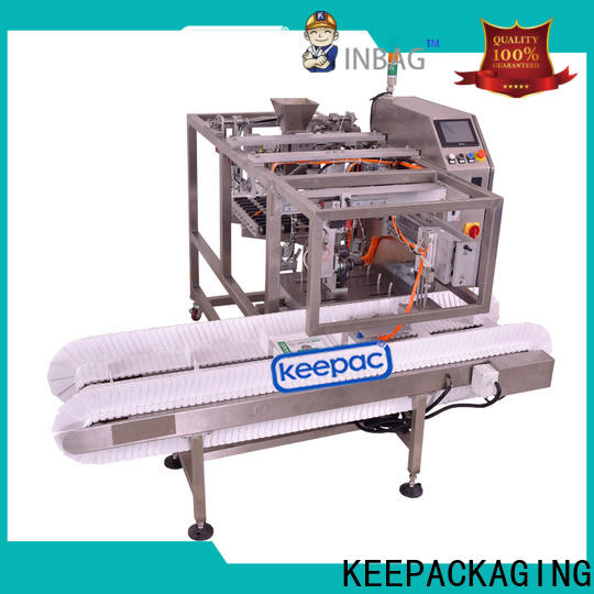 High-quality chips packaging machine different sized for business for food