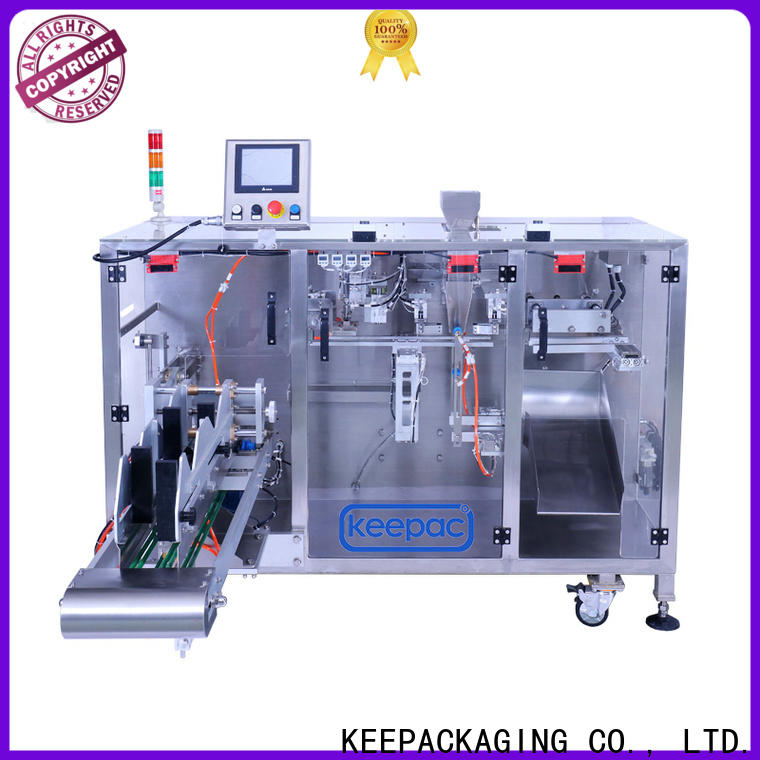 High-quality pick fill seal machine 8 inches for business for food