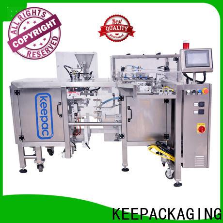 Keepac mini doypack machine company for beverage