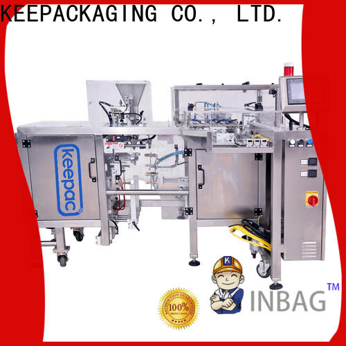 Keepac Best chips packaging machine Supply for pre-openned zipper pouch