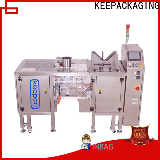 Keepac Top snack food packaging machine for business for beverage