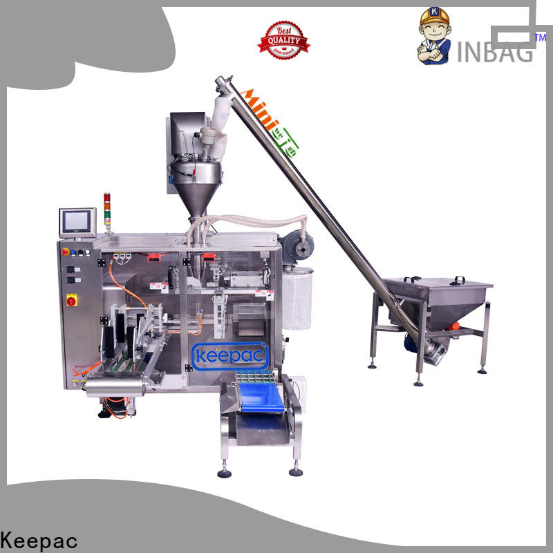 Top milk powder packing machine 8 inches factory for food
