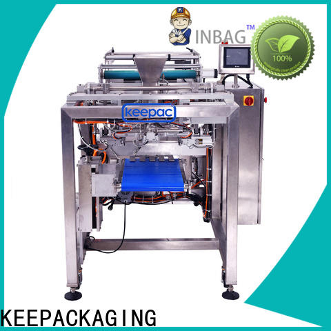 Keepac minitube seal pack machine for business for food