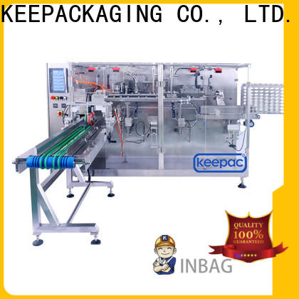 Keepac Wholesale dry food packing machine company for food
