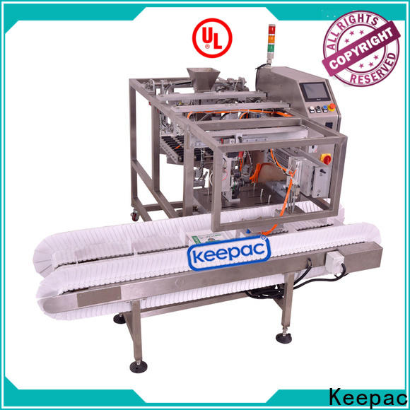 Keepac multi bag format food packaging machine company for beverage