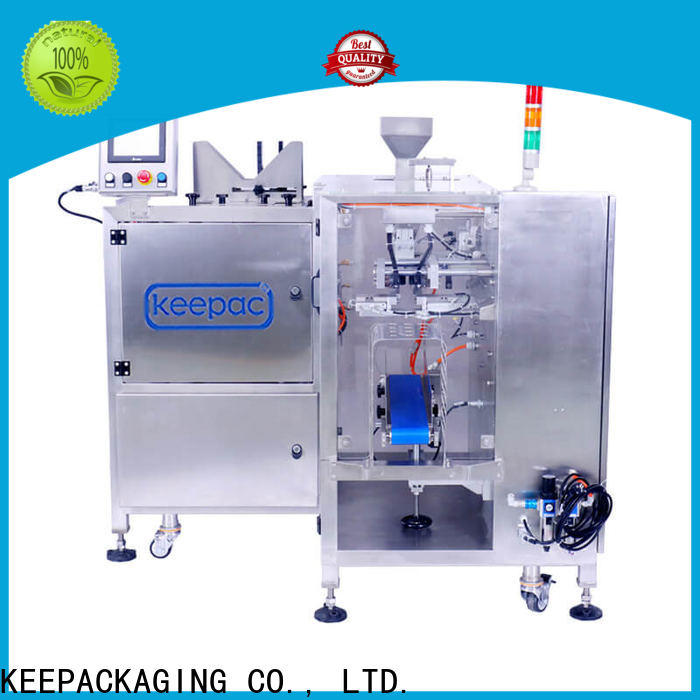 Keepac quick release chips packaging machine for business for food