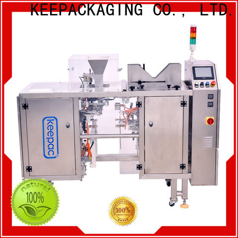 Keepac quick release automatic grain packing machine Supply for food