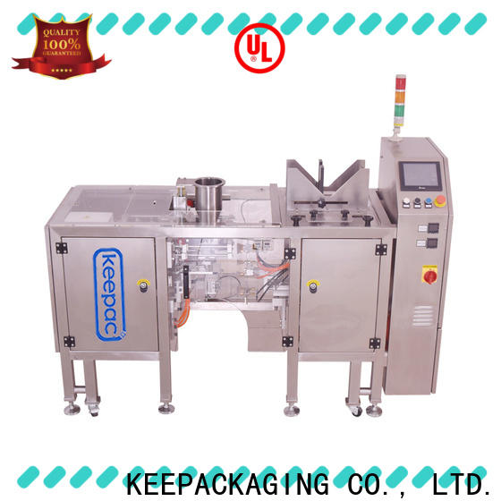 Wholesale small food packaging machine mini for business for beverage