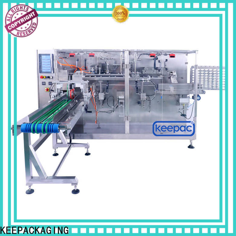 High-quality automatic chips packing machine linear Supply for food