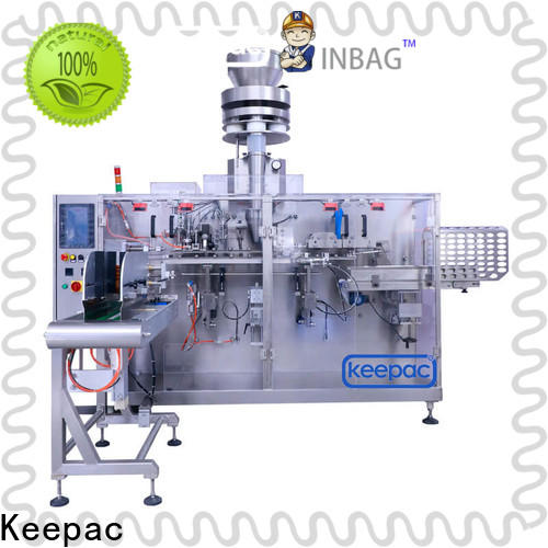 Keepac pouch industrial packing machine manufacturers for food