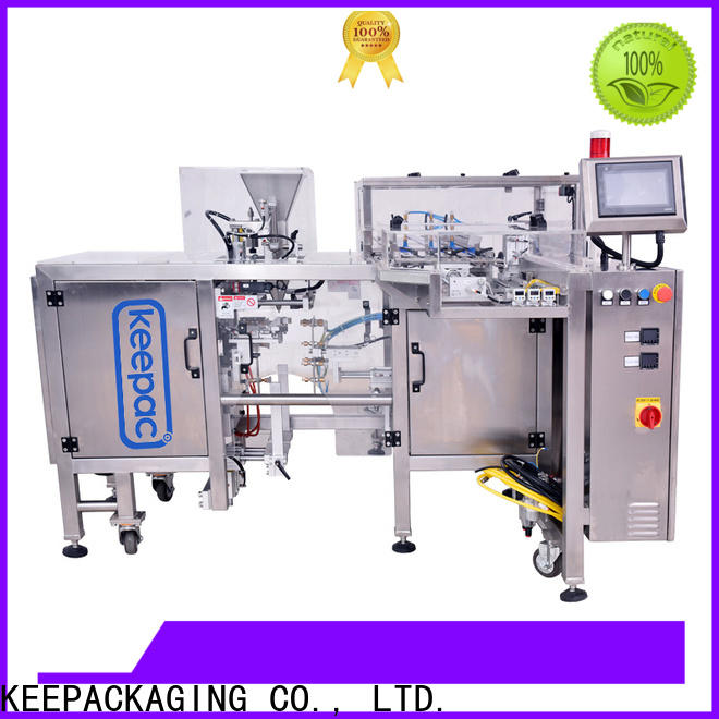 Keepac quick release chips packaging machine company for food