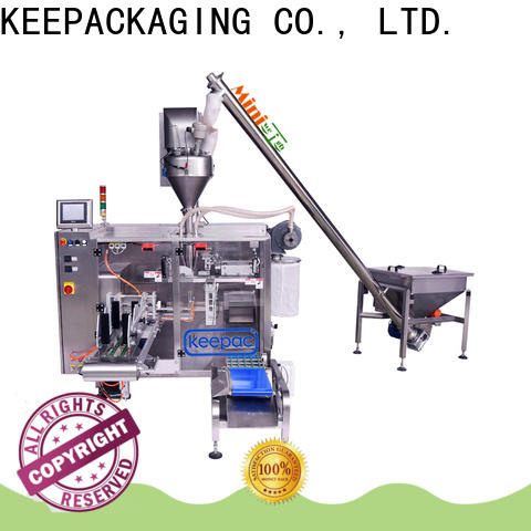Custom pick fill seal machine linear Suppliers for standup pouch