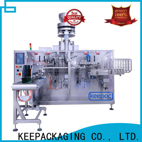 Keepac Wholesale low cost packing machine for business for beverage