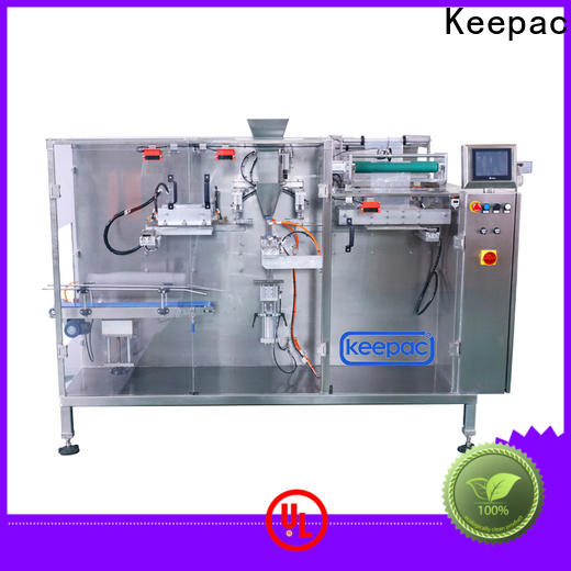 Keepac filler automatic chips packing machine manufacturers for commodity