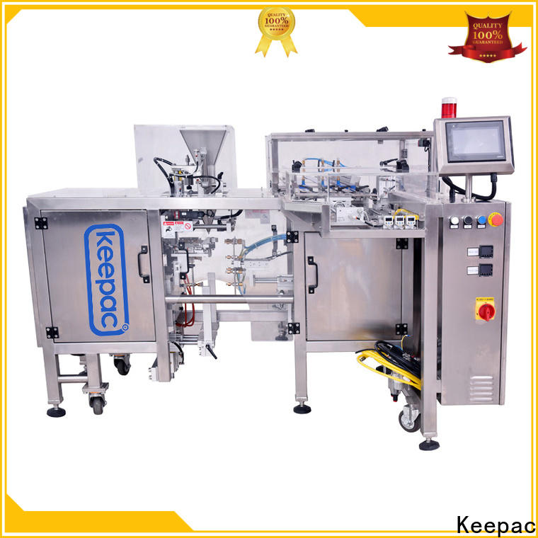 High-quality doypack machine different sized Supply for food