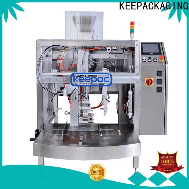 Top mini doypack machine mini factory for beverage