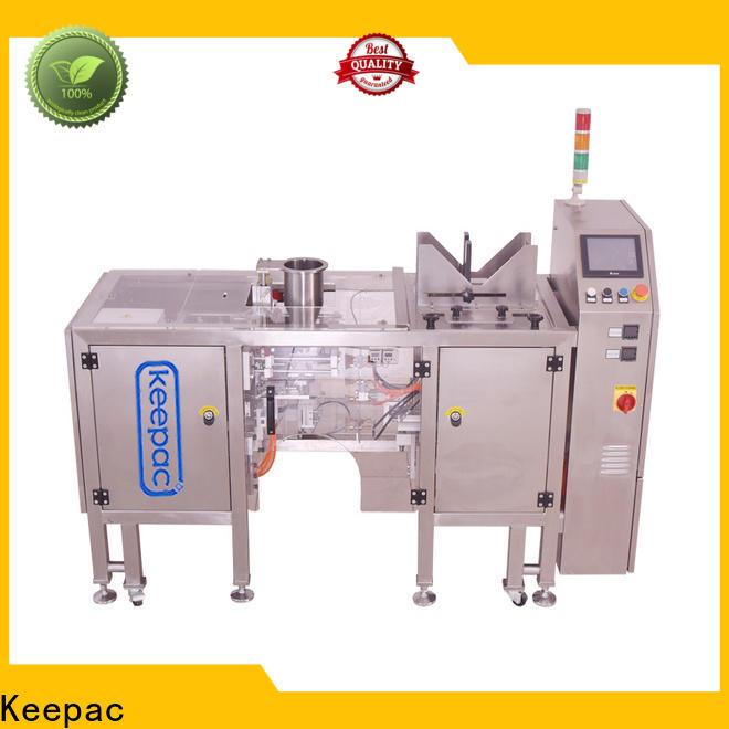 Keepac Custom food packaging machine Supply for beverage