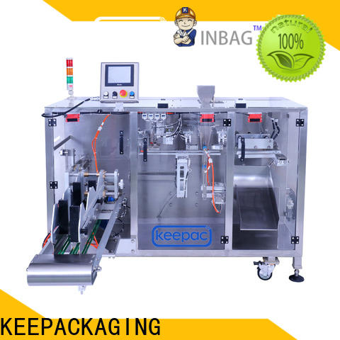Keepac Wholesale pick fill seal machine company for food