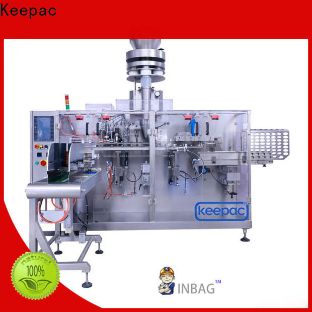 Keepac spout automatic chips packing machine Suppliers for commodity