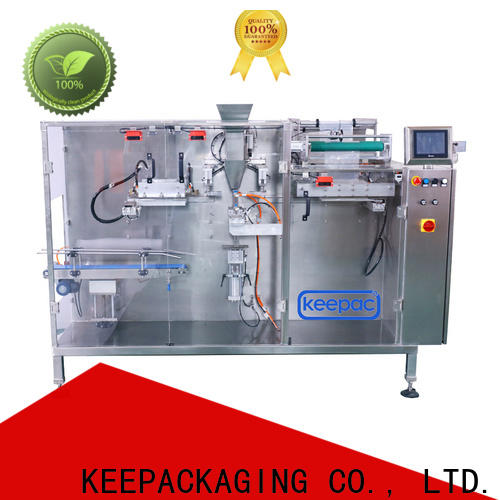 Keepac Custom dry food packing machine manufacturers for food