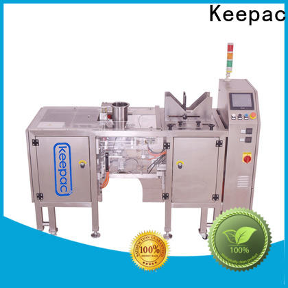 Keepac High-quality snack food packaging machine Suppliers for beverage