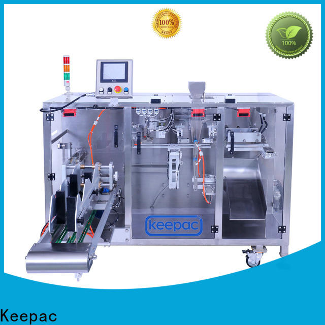 Keepac New seal packing machine Supply for food
