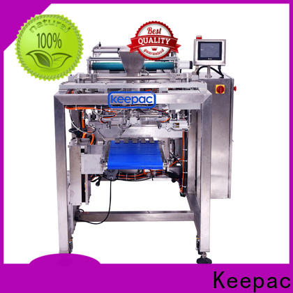 Keepac PE tubular automatic packing machine manufacturers for food