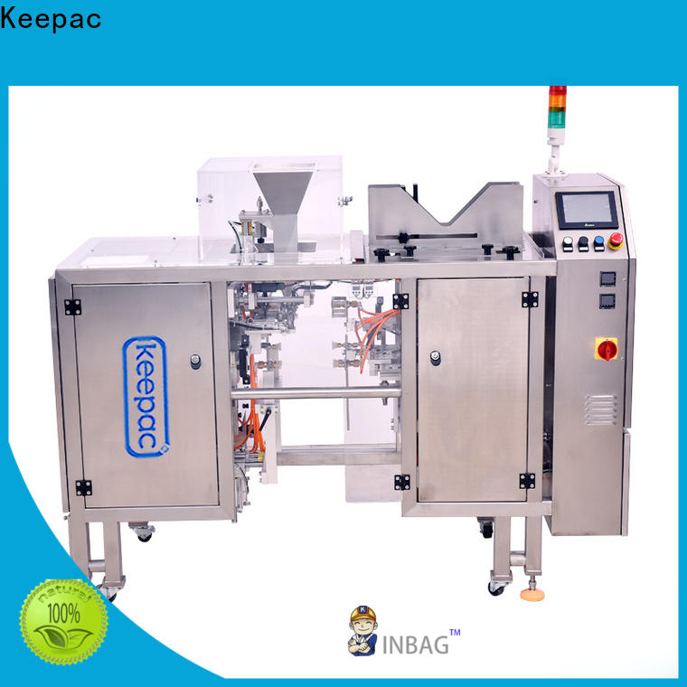Keepac Best mini doypack machine factory for food
