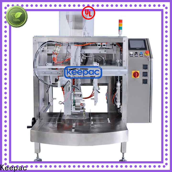 High-quality chips packaging machine mini Supply for beverage