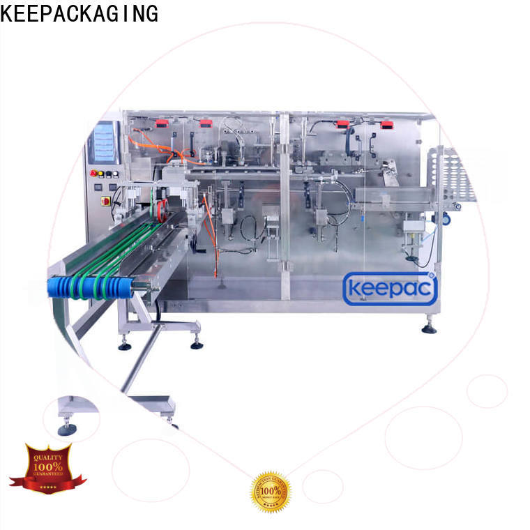 High-quality types of packaging machines spout factory for beverage