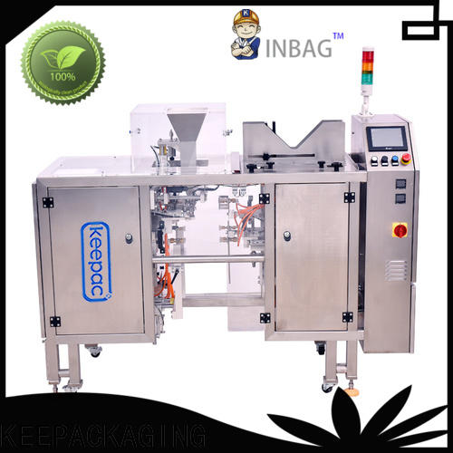 Keepac quick release small food packaging machine factory for food