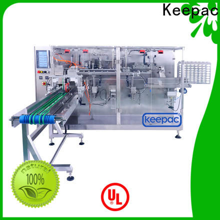 Keepac easy adjustable dry food packing machine Suppliers for beverage