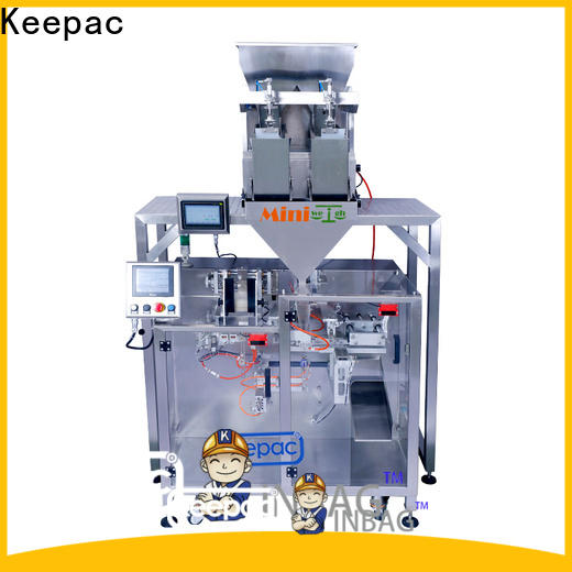 Keepac Wholesale horizontal form fill seal machine for business for standup pouch