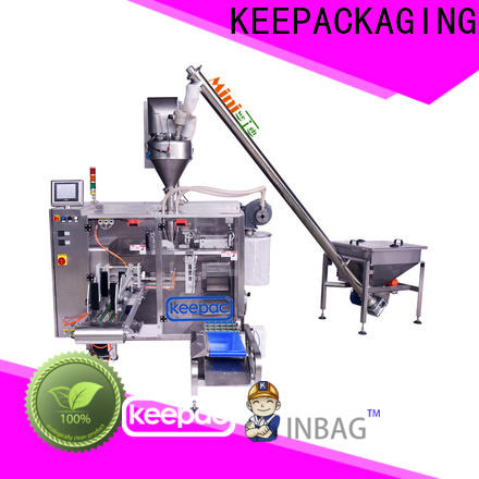 Best powder pouch packing machine 8 inches Supply for zipper bag